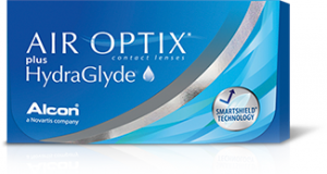 Air Optix with hydraglyde