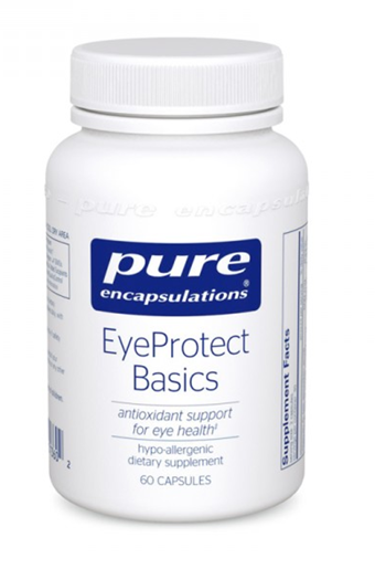 Pure Encapsulation Vitamins.